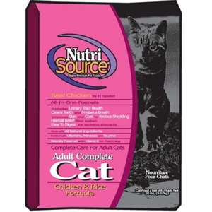 Nutri Source Cat Foods