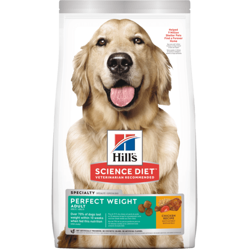 Hill's® Science Diet® Adult Perfect Weight dog food