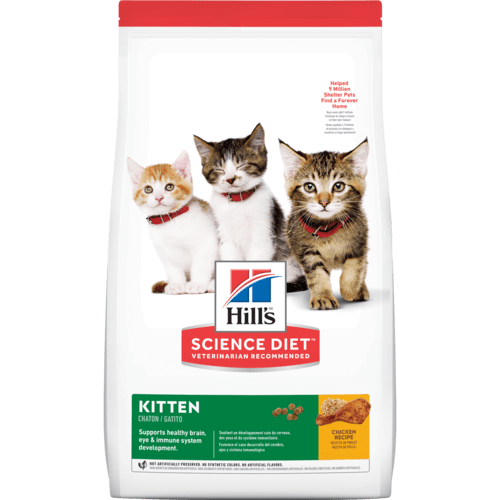 Hill's® Science Diet® Kitten Chicken Recipe