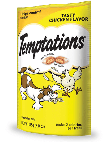 TEMPTATIONS™ Tasty Chicken Flavor Treats